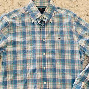 Vineyard Vines Button Down Shirt Small